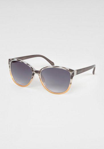 1 Bicolor Sonnenbrille St Animal Eyewear Sonnenbrille Damen catwalk Look 8REqvR