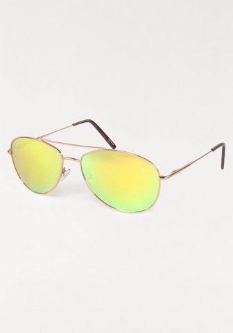 YOUNG SPIRIT LONDON EYEWEAR Piloto stiliaus akiniai nuo saulės
