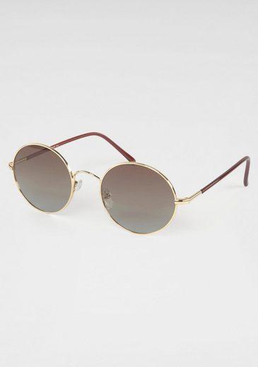 MSTRDS Retrosonnenbrille (1-St) im Sixties-Look