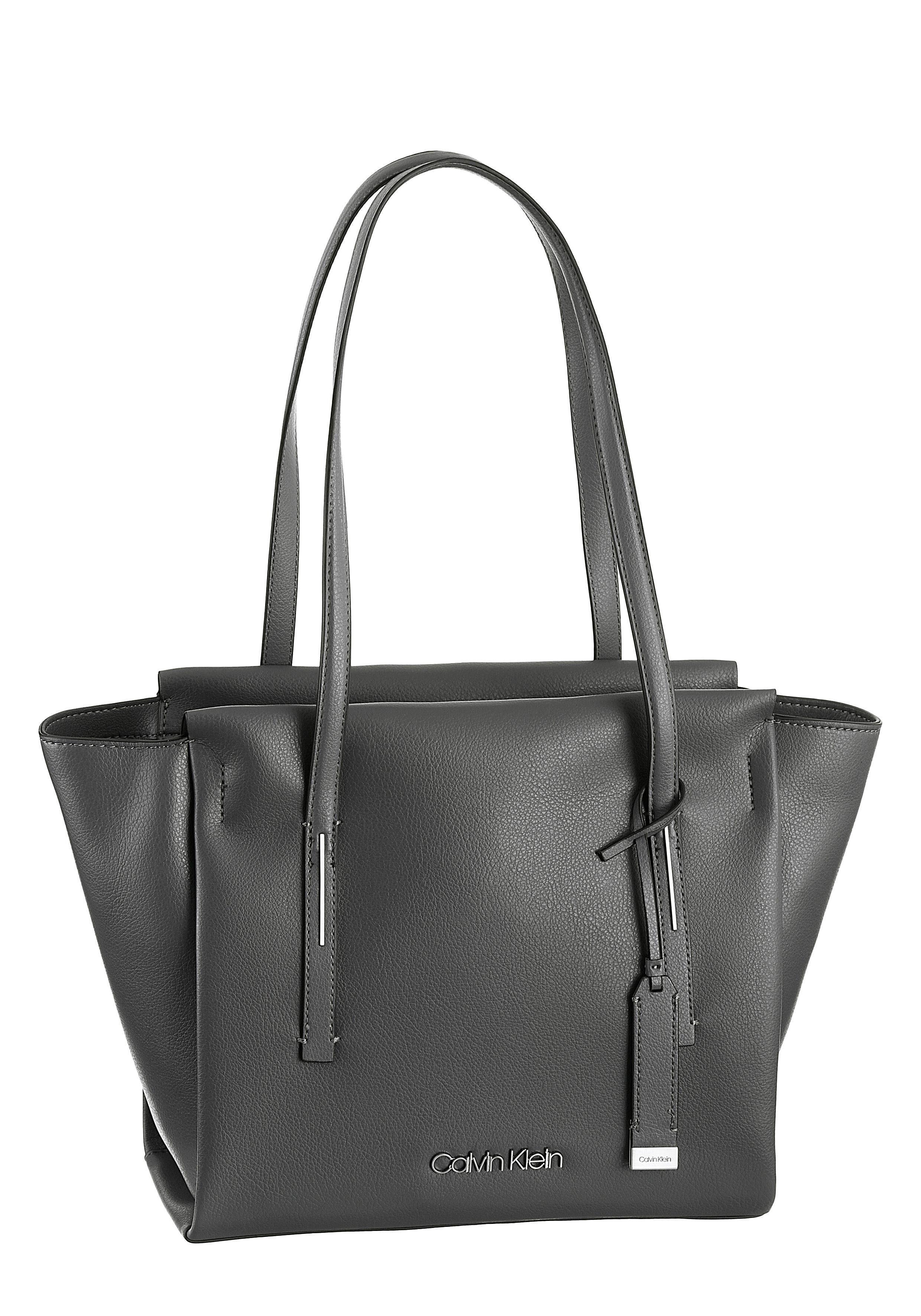 Schlichter Calvin Klein »frame« In Optik Shopper SSaFqg