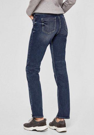 s.Oliver Straight-Jeans in 4 verschiedenen Jeanslängen