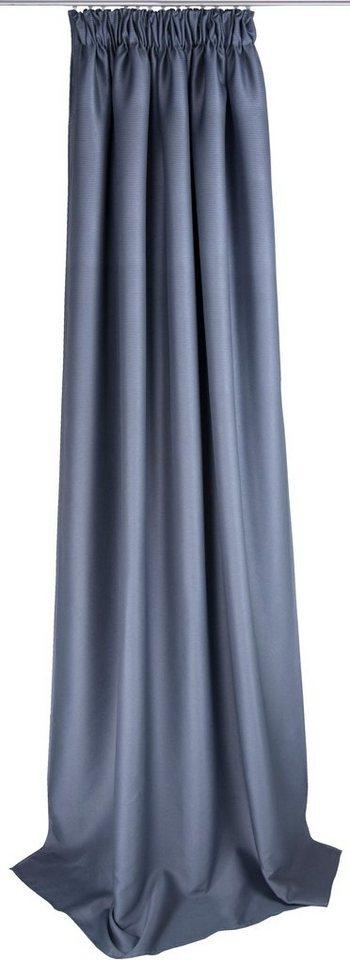vorhang darken stripes tom tailor smokband 1 st ck. Black Bedroom Furniture Sets. Home Design Ideas