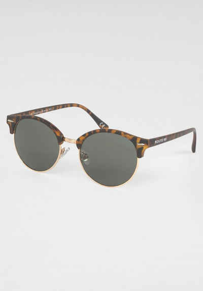 cce353b6206862 ROUTE 66 Feel the Freedom Eyewear Retrosonnenbrille (1-St) Clubmaster  Style
