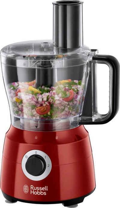 RUSSELL HOBBS Zerkleinerer Desire Food Processor 24730-56, 600 W