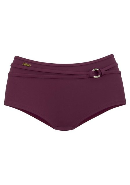 LASCANA Hotpants »Italy«, Mit Gürtel | Bekleidung > Hosen > Hotpants | Lascana