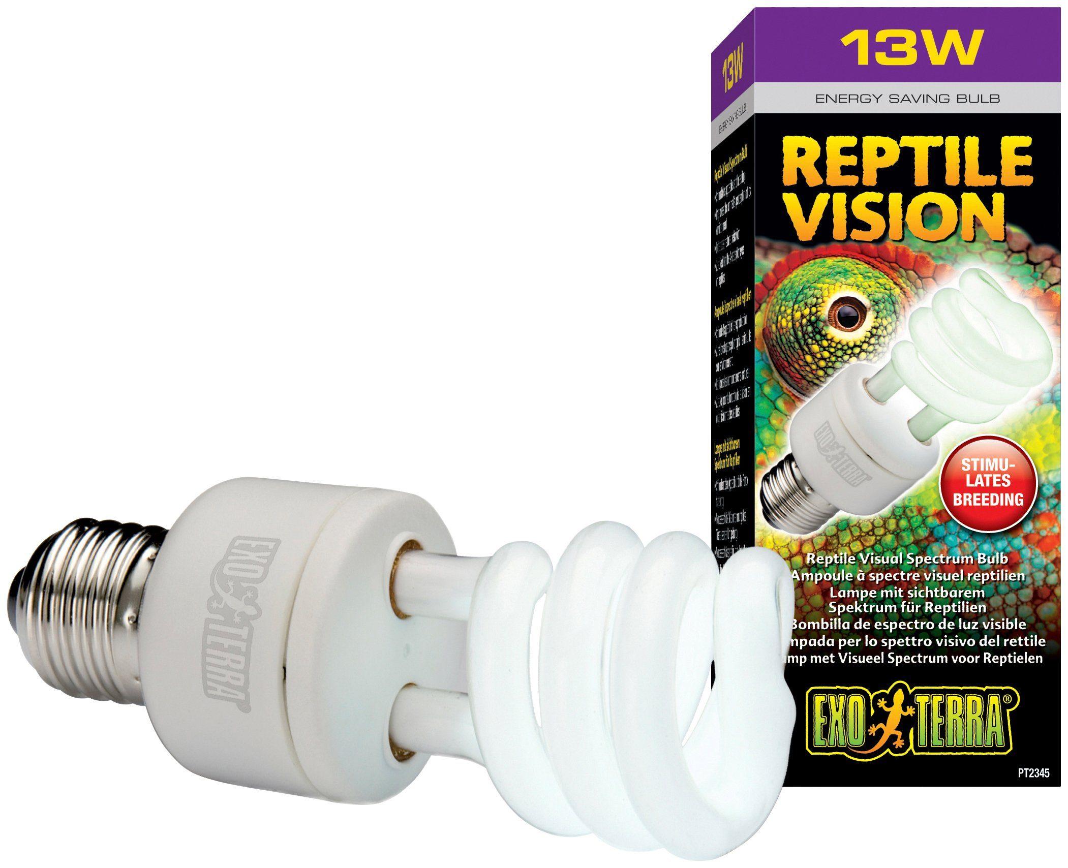 EXO TERRA Terrarienbeleuchtung »Reptile Vision«, 13 W