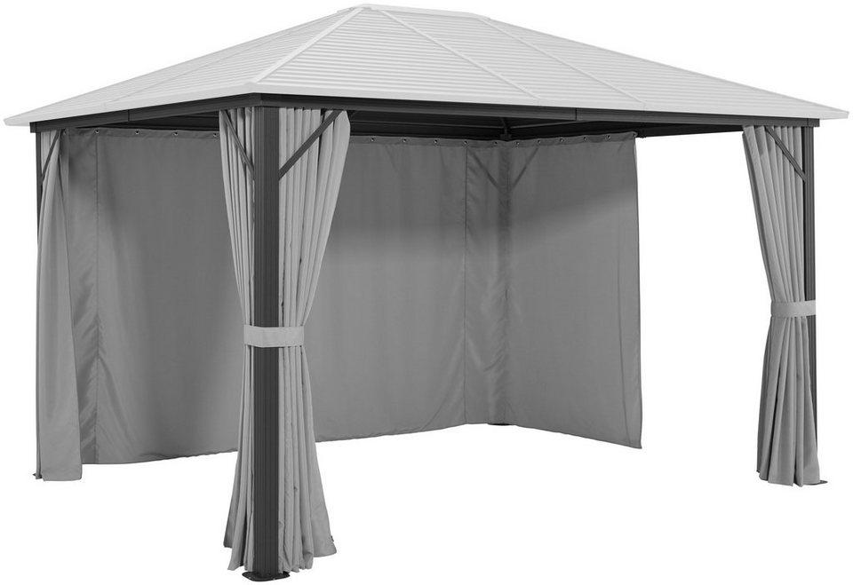 konifera seitenteile f r pavillon barbados f r 3x4 m 4 stk online kaufen otto. Black Bedroom Furniture Sets. Home Design Ideas