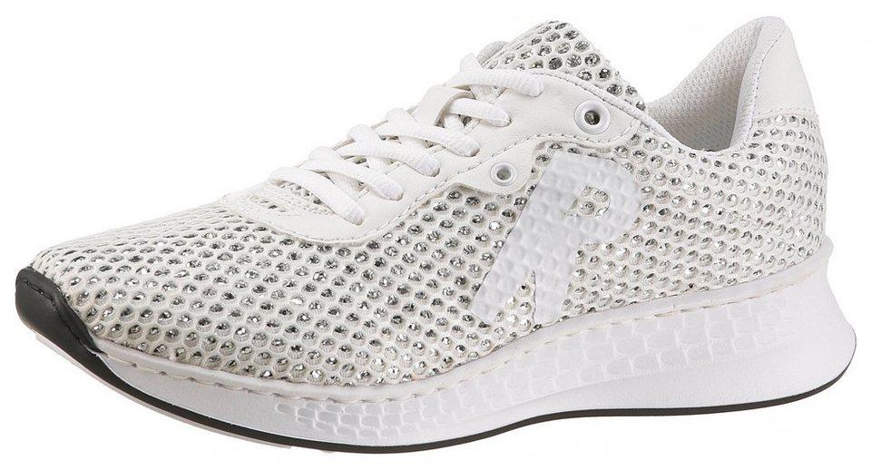 b5ee2704698152 Rieker Keilsneaker mit Glitzer unterlegt kaufen