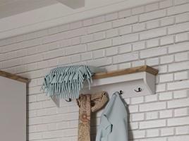 Garderobenleisten und Haken - Home affaire Garderobenhalter  - Onlineshop OTTO