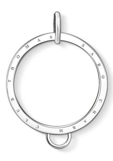 "THOMAS SABO Runder Anhänger »Carrier ""Kreis groß"", X0267-001-21«"