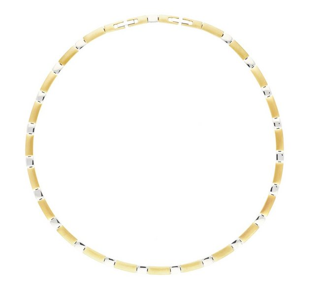 TITANIA Gliederkette »Titancollier« bicolor | Schmuck > Halsketten > Gliederketten | TITANIA