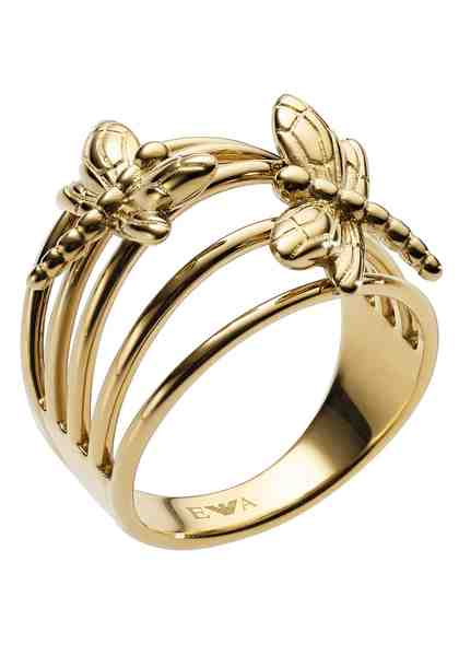 Emporio Armani Fingerring »FASHION, EGS2556710«