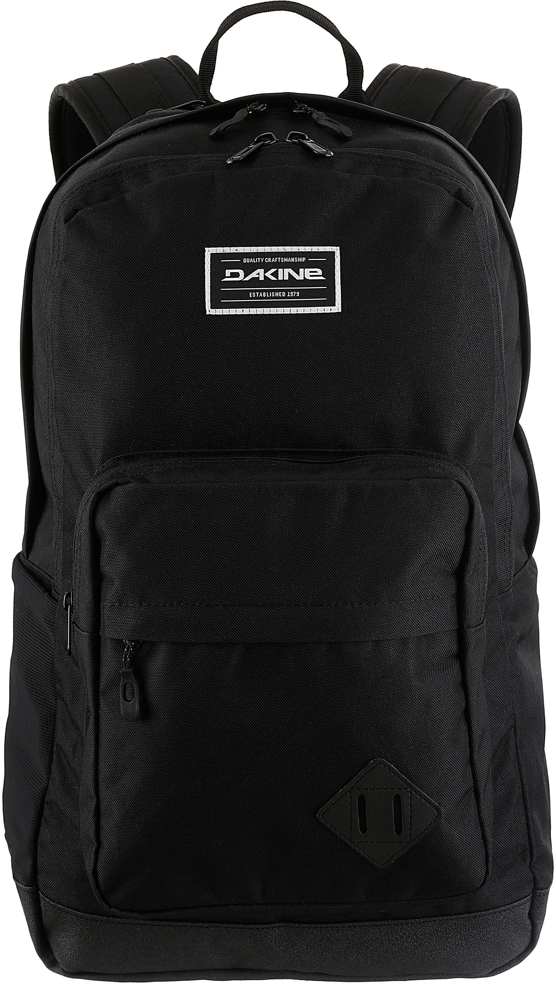 Rucksack mit 15-Zoll Laptopfach, »365 Pack DLX, Black«