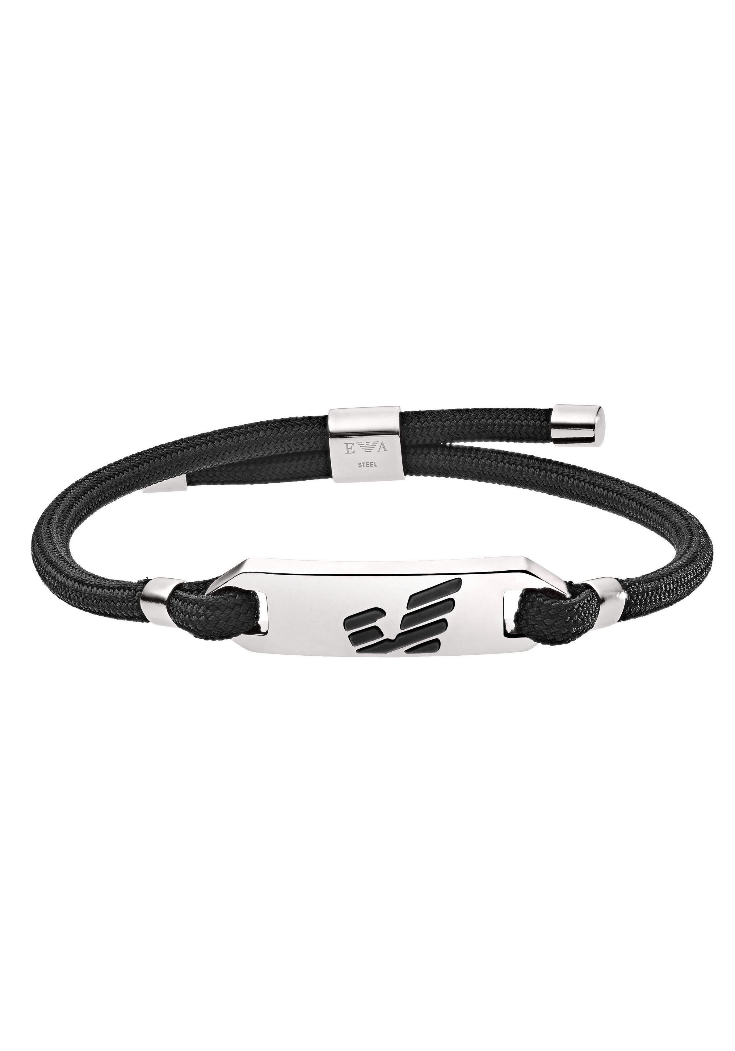 Emporio Armani Armband »SIGNATURE, EGS2543040«