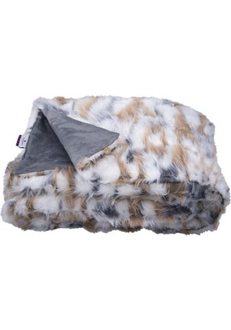 TOM TAILOR Užklotas »Cosy Fur«