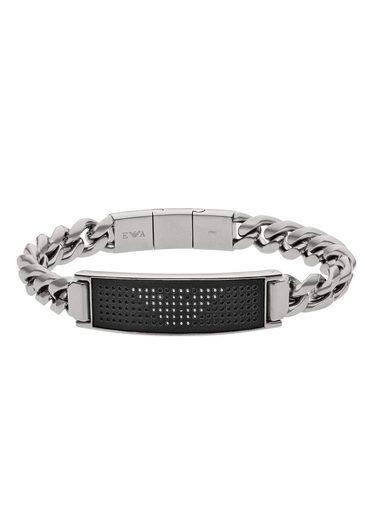 Emporio Armani Armband »SIGNATURE, EGS2548040«