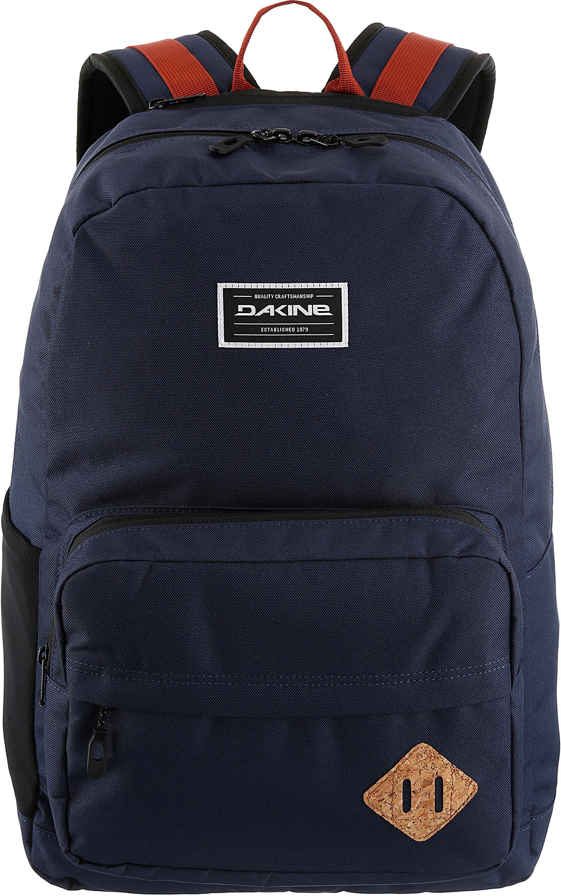 Rucksack mit 15-Zoll Laptopfach, »365 Pack, Dark Navy«