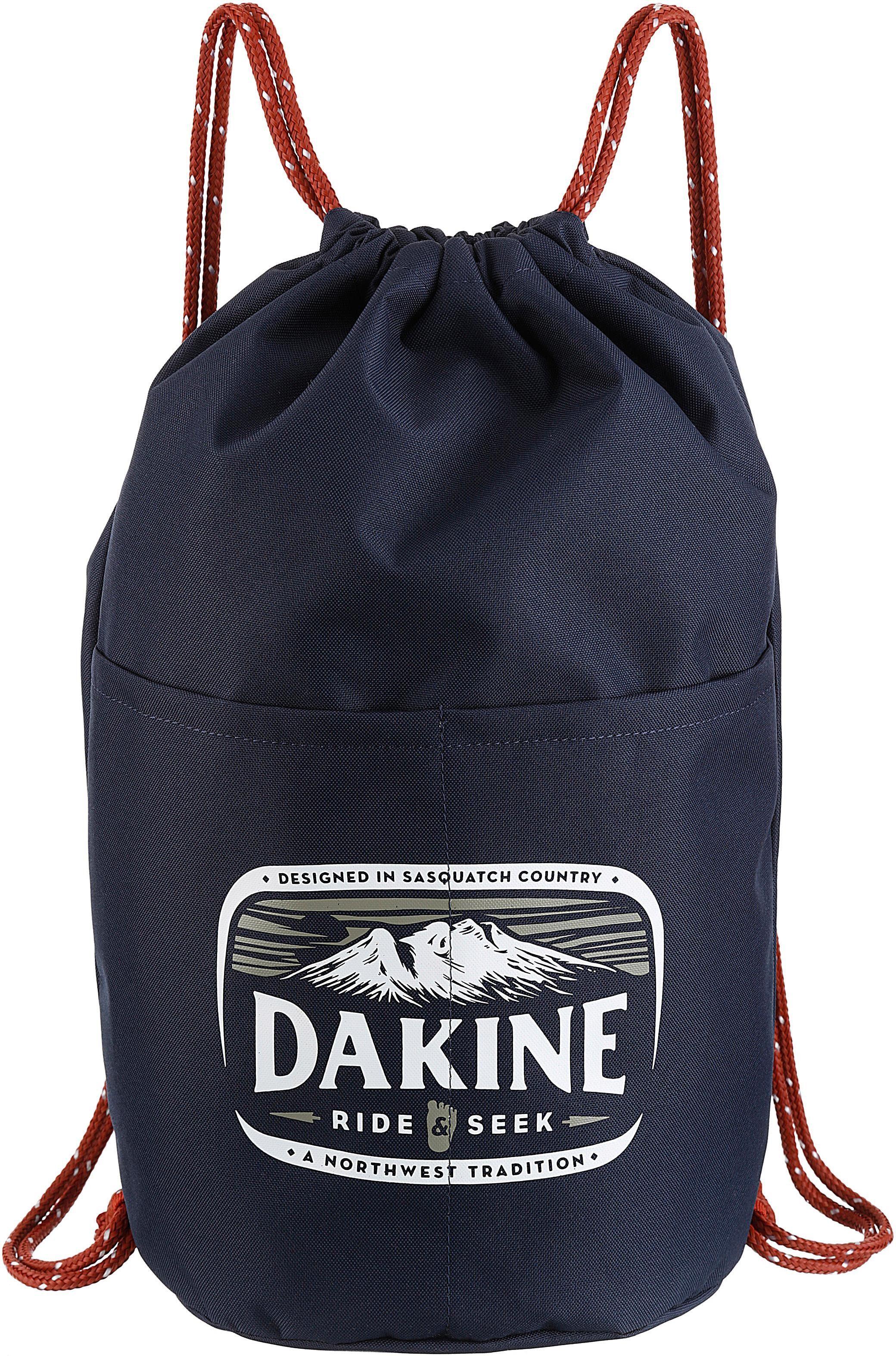 Dakine Turnbeutel, »Cinch Pack, Dark Navy«