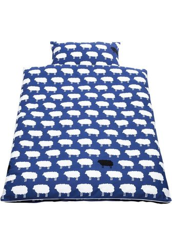 PINOLINO Vaikiška patalynė »Happy Sheep« ®