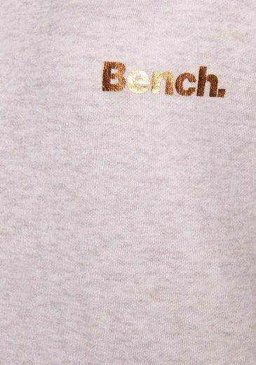 In Layeroptik Mit Bench Stehkragen Loungeshirt qRpwPUngx