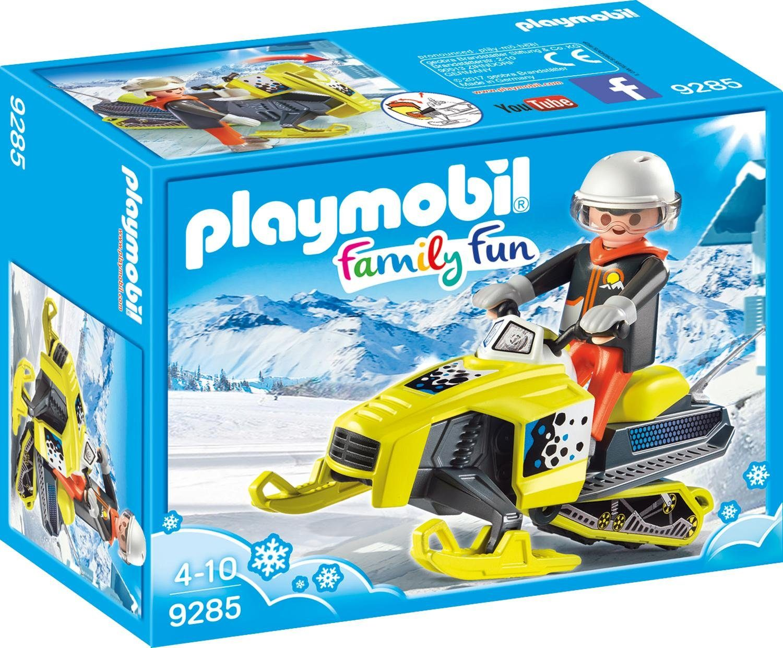 Playmobil® Schneemobil (9285), »Family Fun«