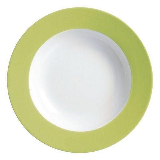 Ritzenhoff & Breker 4-teiliges Suppenteller-Set »Doppio«