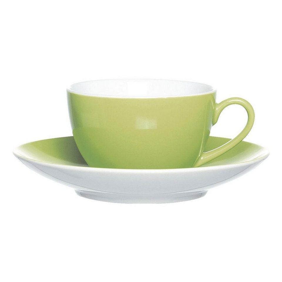 bfff9f980db Ritzenhoff & Breker 4-teiliges Kaffeetassen-Set, inkl. Untertassen ...
