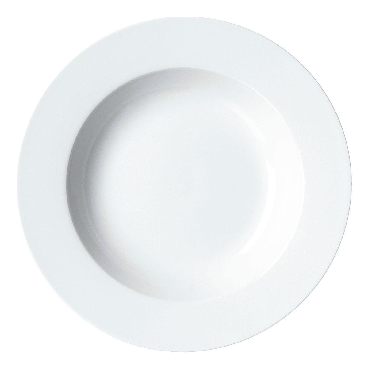 Ritzenhoff & Breker 4-teiliges Suppenteller-Set »Bianco«