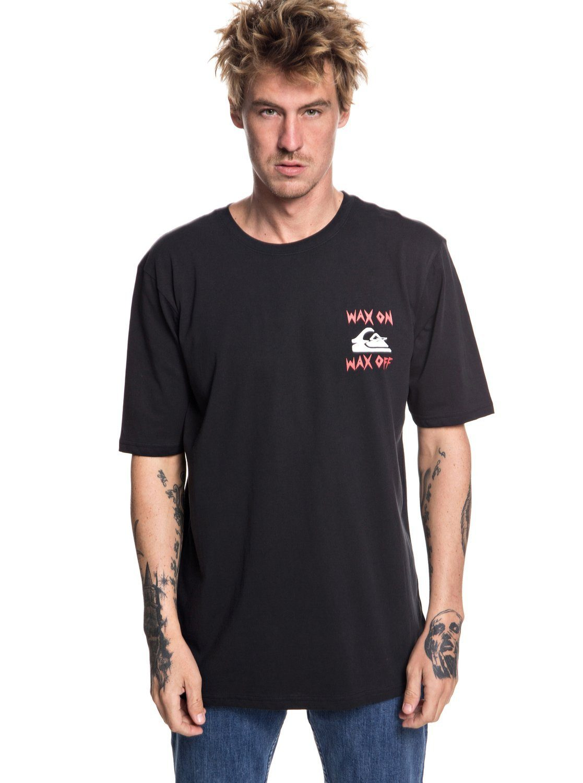 Quiksilver T-Shirt »Wax Job«