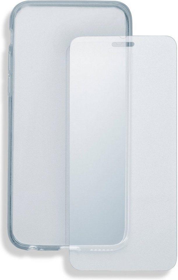 4smarts zubeh r 360 protection set f r apple iphone x. Black Bedroom Furniture Sets. Home Design Ideas