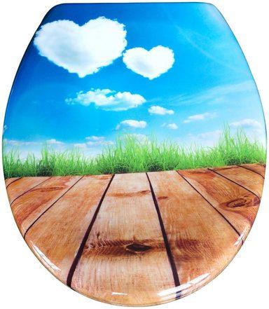 SCHÜTTE WC-Sitz »Sky«