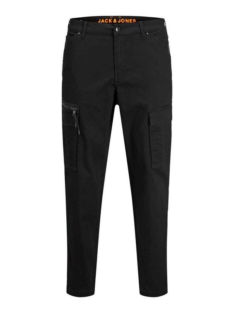 Jack & Jones Cargohose »3771« Herren JACK & JONES Chino Cargo Hose JPSTACE Pants Workwear Style