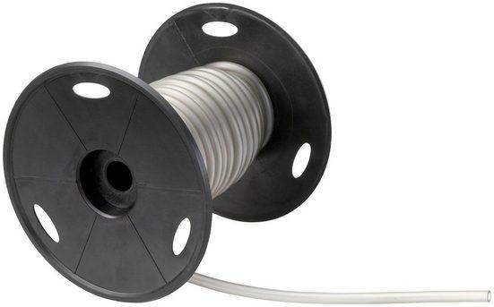 RAMSES Benzinschlauch, L: 15 m, Glasklar, 5,0x7,4 mm, 15 Meter Spule