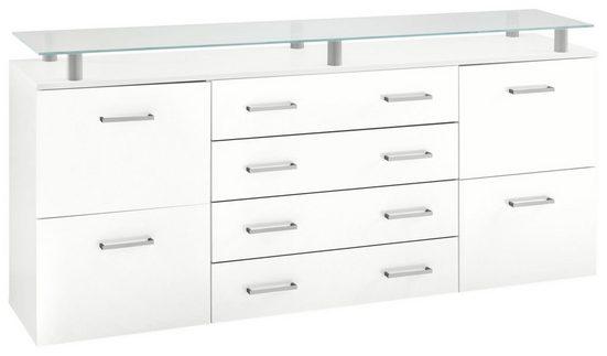 borchardt Möbel Sideboard »Vaasa 1«, Breite 166 cm