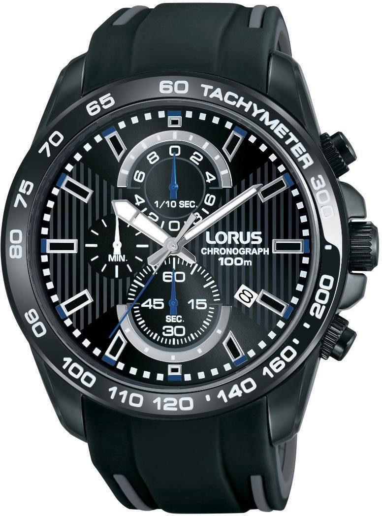 LORUS Chronograph »RM385CX9«