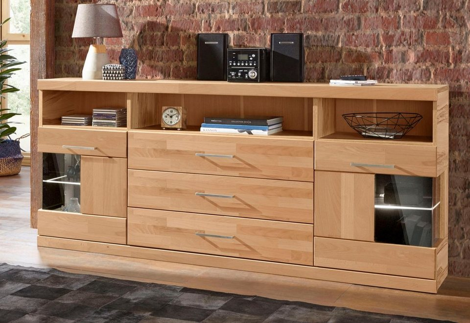 sideboard ribe breite 180 cm online kaufen otto. Black Bedroom Furniture Sets. Home Design Ideas