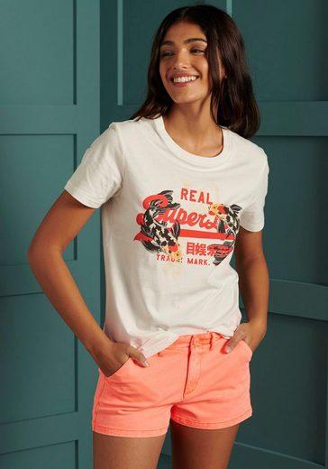 Superdry T-Shirt Vintage Logo Rising Sun T-Shirt