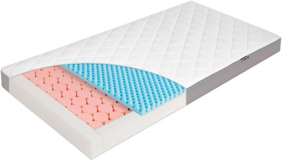 kindermatratze dr l bbe softbox z llner 12 cm hoch. Black Bedroom Furniture Sets. Home Design Ideas