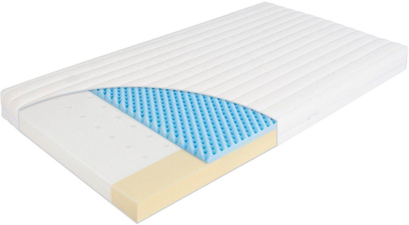 Matratzen und Lattenroste - Kindermatratze »Jona«, Zöllner, 10 cm hoch, mittelweiche Babyseite  - Onlineshop OTTO