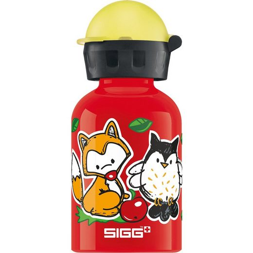 Sigg Alu-Trinkflasche Forest Kids, 300 ml