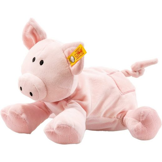 Steiff Soft Cuddly Friends Angie Schwein, 22 cm