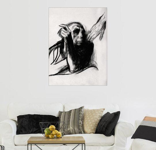 Posterlounge Wandbild - Käthe Kollwitz »Ruf des Todes«