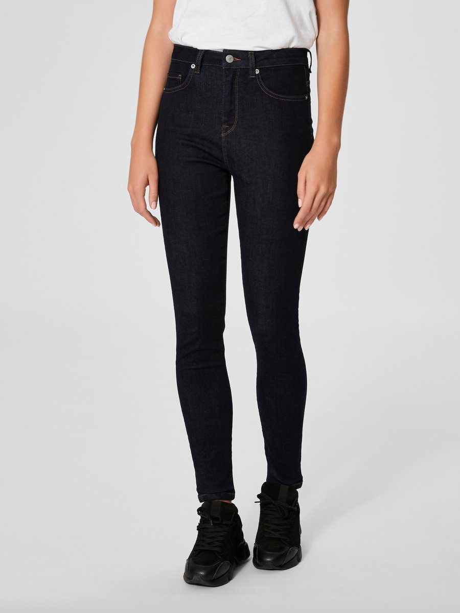 SELECTED FEMME Selected Femme Klassische Skinny Fit Jeans
