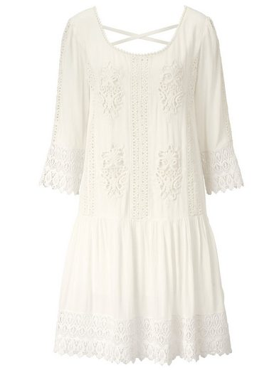 Sienna Kleid im Boho-Stil