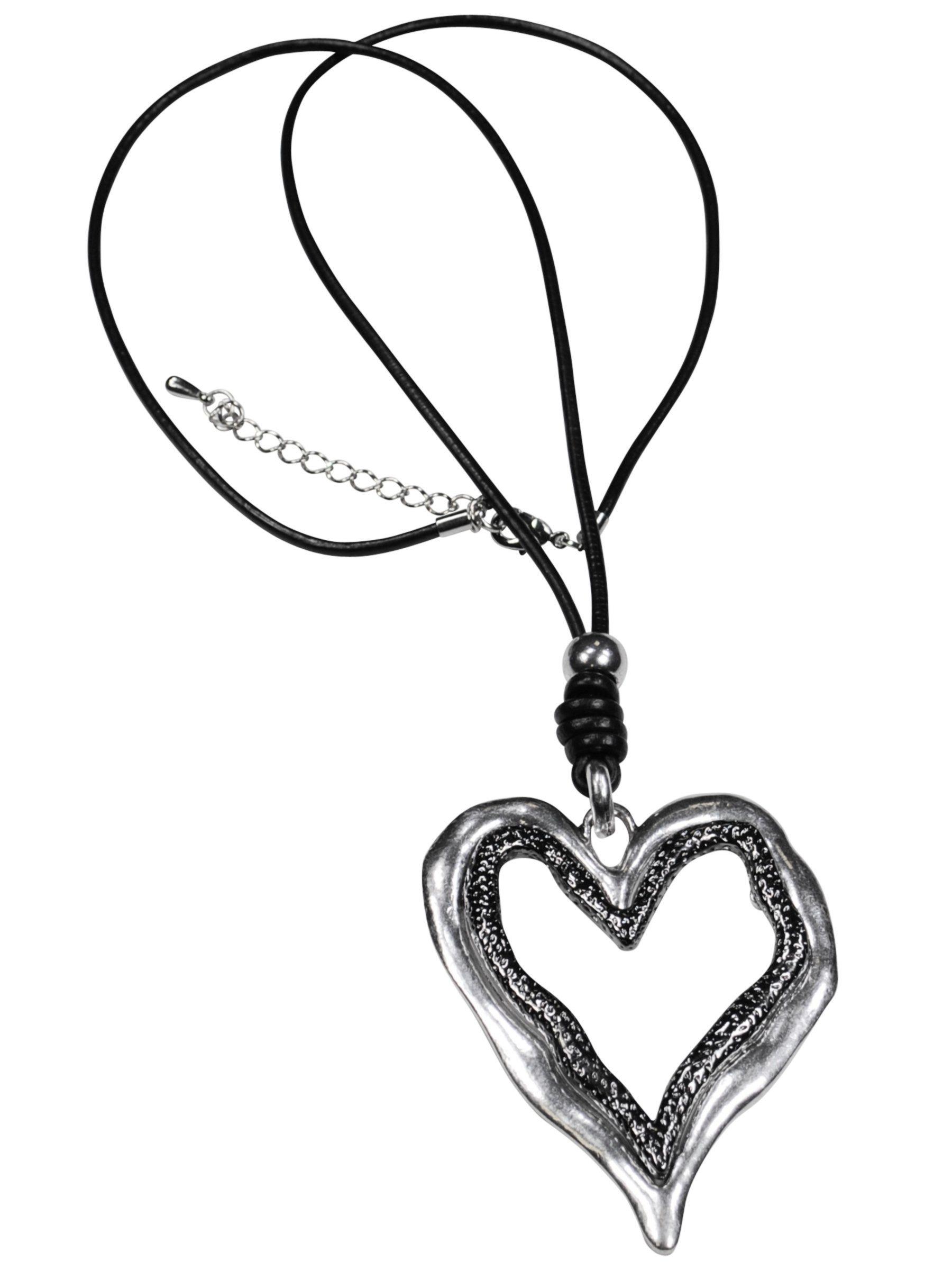 Simone Erto Kette mit Anhänger »Kethe« Kette mit Herz   Schmuck > Halsketten > Herzketten   Simone Erto