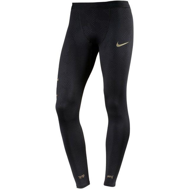 Nike Lauftights »Tech Tight« | Sportbekleidung > Sporthosen > Tights | Schwarz | Polyester - Elastan | Nike