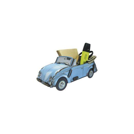 WERKHAUS® Zettelbox VW Käfer hellblau