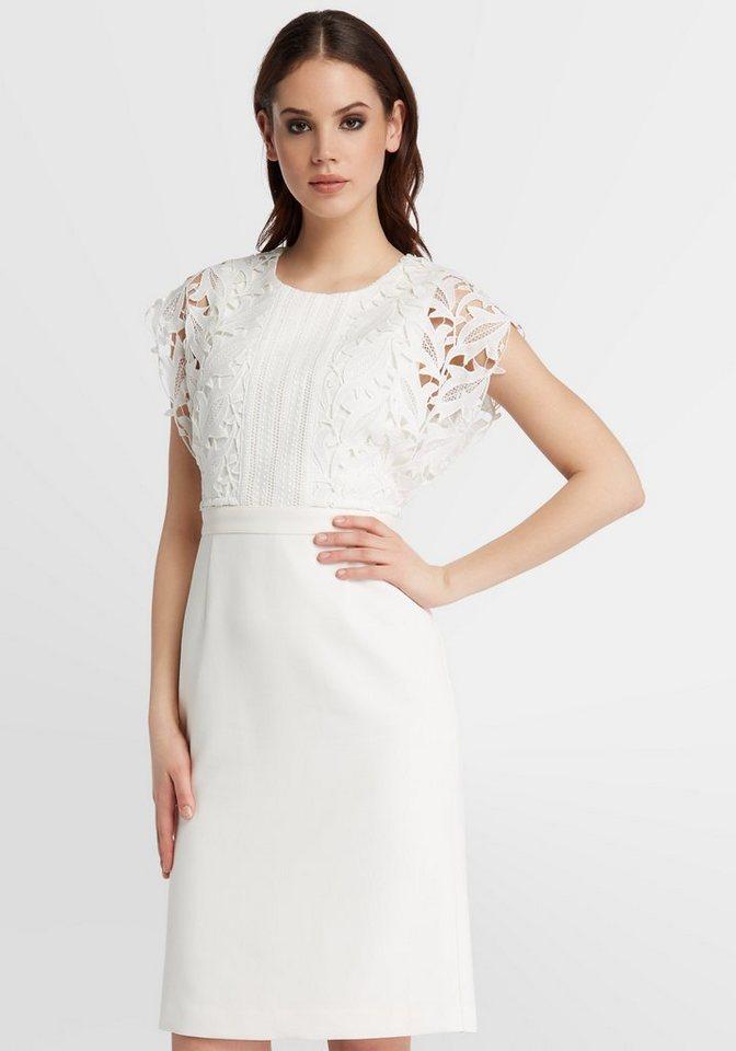 Apart Kurzes Hochzeitskleid Figurbetonende Passform Online Kaufen