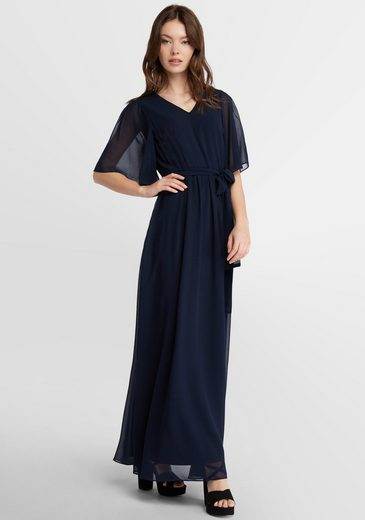 Apart Extralanges Chiffonkleid