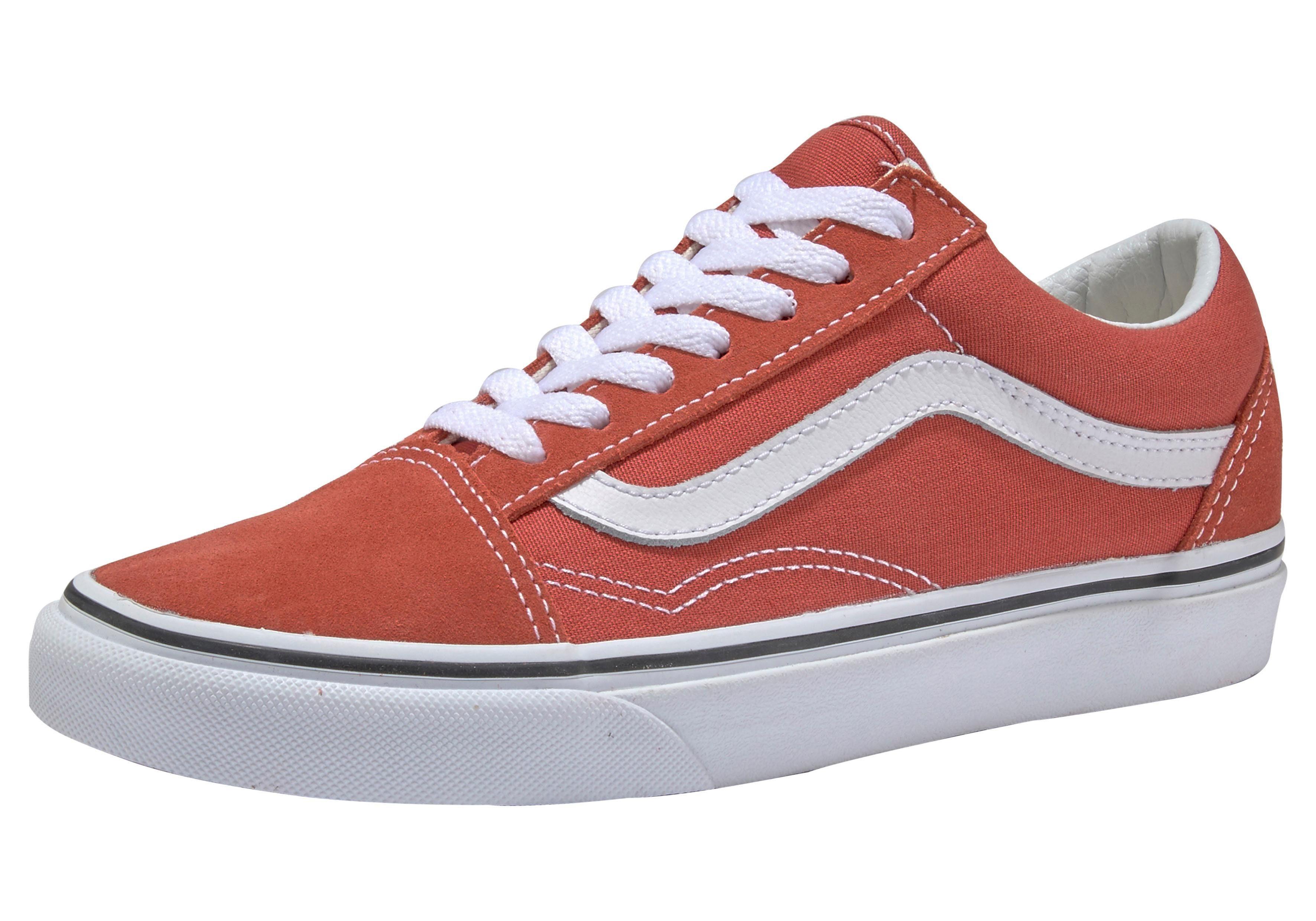 Vans »Old Skool F« Sneaker, Rutschhemmende und strapazierfähige Gummilaufsohle online kaufen | OTTO